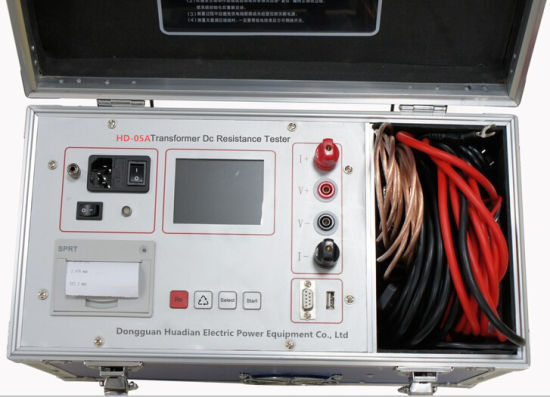 Ohmmeter Good Measurements And A High Low : How to measure small or low resistance less than ohm
