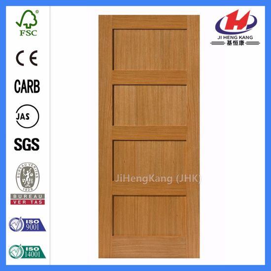 Smooth Flush Hardboard Shaker Door  sc 1 st  Zhejiang Jihengkang (JHK) Door Industry Co. Ltd. & China 30 in. X 80 in. Smooth Flush Hardboard Shaker Door - China ...