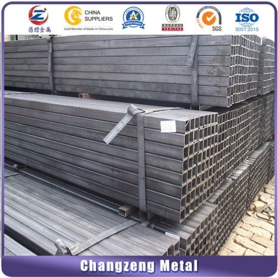 Carbon Square Steel Pipe with Galvanized Treatment pictures & photos