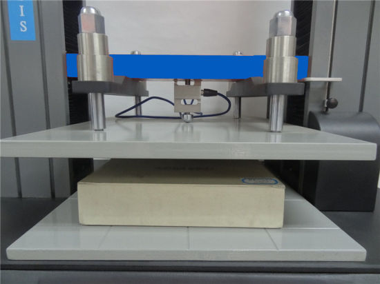 Corrugated Carton Box Compression Force Test Machine (HD-502S-1200) pictures & photos
