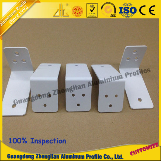 Aluminium Angle Profile for Edge Protectived Profile pictures & photos