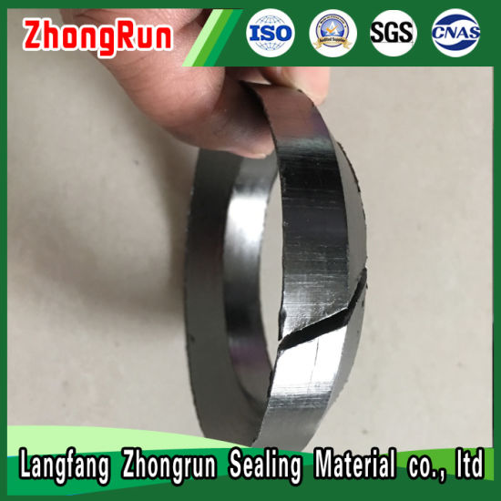 Production and Wholesale of Reinforced Graphite Composite Gasket