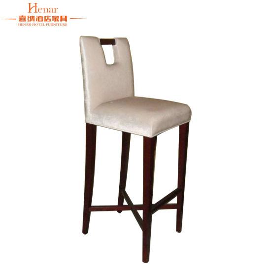 Wholesale Club Used Hotel Bar Saoln Furniture Wood Cheap Chair