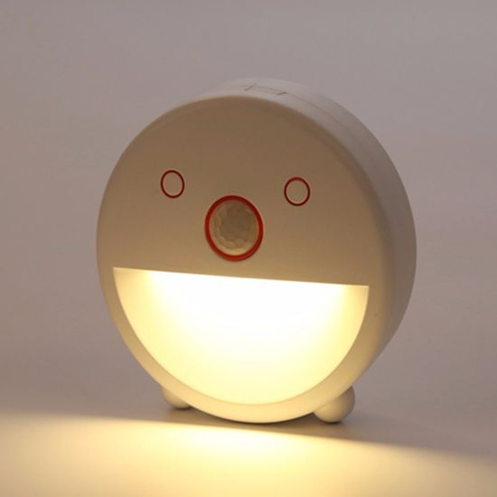 China Smiling Face LED Light with Sensor for Children - China Smart ...
