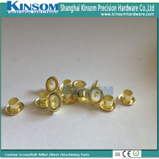 Hollow End Metal Nails 3mm 4mm 9mm Small Brass Tubular Rivet pictures & photos