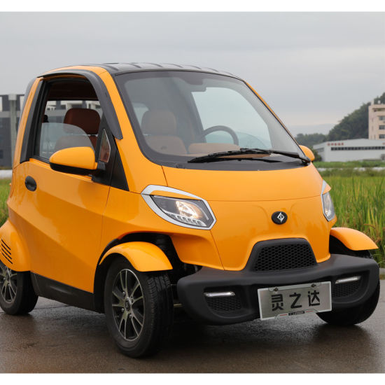 China New Design Long Range Small Electric Cars For Sale