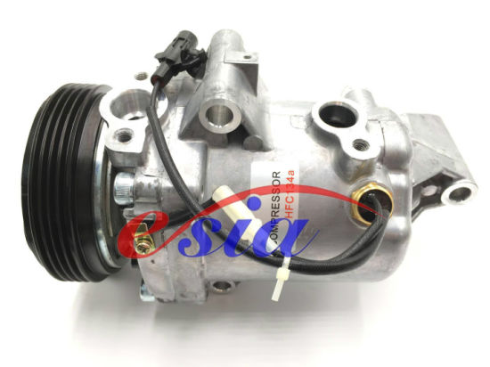 Ac Auto Parts >> Auto Parts Air Conditioner Ac Compressor For Suzuki Swift Cr08b