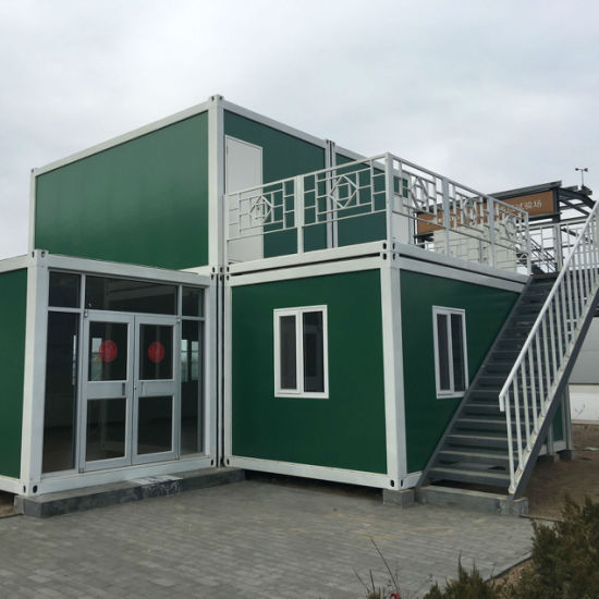 Easy to Installation Modular Container House pictures & photos