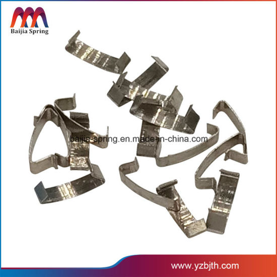 Metal Stamping Products with Custom Material