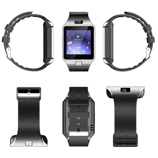Smart Watch Mobile Phone Unlocked GSM Phone Call Bluetooth Wrist Watch pictures & photos