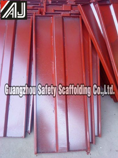 China Prefabricated Deck Panel for Concrete Filling Prupose