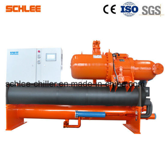 Industrial/Commercial HVAC Equipment/Air Conditioning Water Cooled Screw Water Chiller pictures & photos