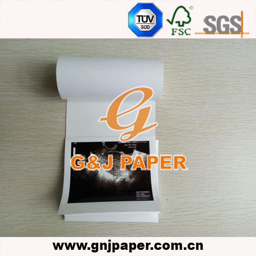 Cheap Price Ultrasonic Medical Thermal Paper for Ultrasound Printer pictures & photos