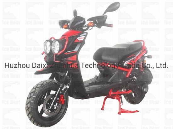 Hot New Bws Left and Right Lights 50cc Motorcycle with Two Wheels