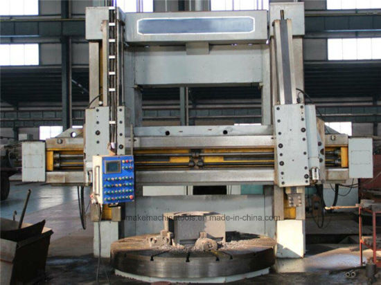 C52 Series Conventional Double Column Vertical Lathe (C5225D*16/16) pictures & photos