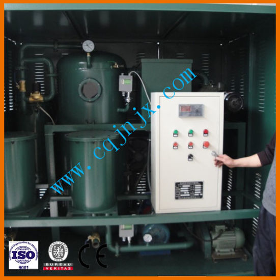 Transformer Oil Regeneration Purifier, Oil Treatment Machine pictures & photos