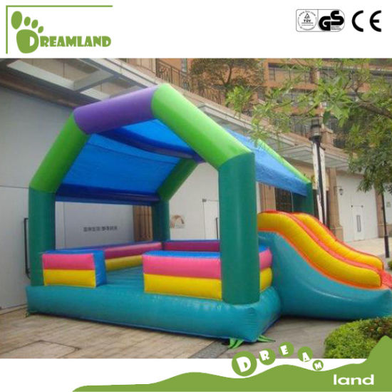 Fantastic Bungee Inflatable Bouncer House for Sale pictures & photos