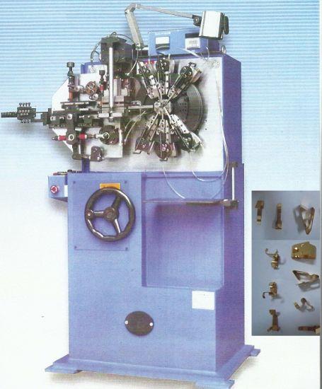 Metal strip forming machines