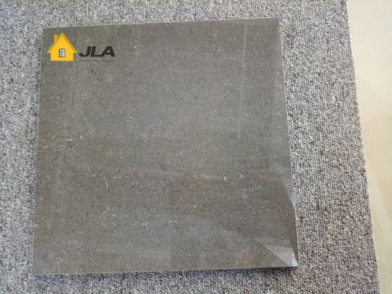 China 2424inch Dark Grey Polished Wall And Floor Porcelain Tiles