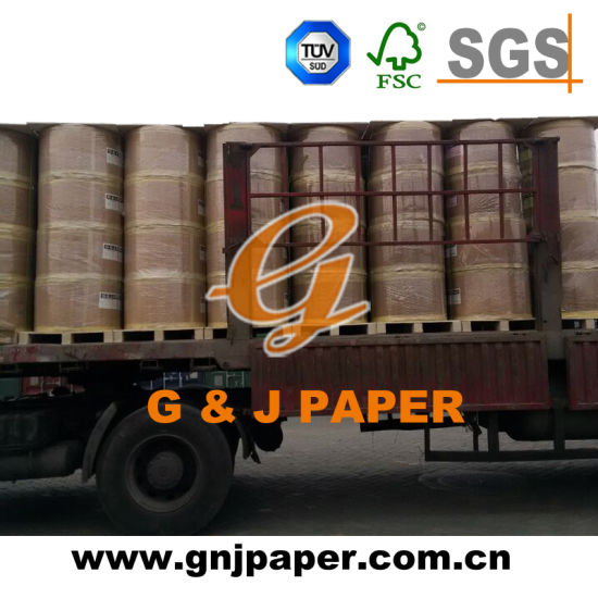 Color Customized Size Carbonless Paper in Jumbo Roll pictures & photos