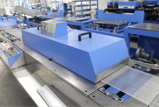 Content Label Automatic Screen Printing Machine for Sale (SPE-3000S-5C) pictures & photos