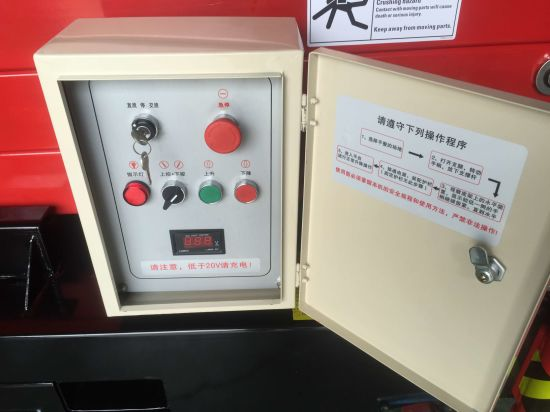 Self-Propelled Scissor Lift (economy) Max Platform (9m) pictures & photos