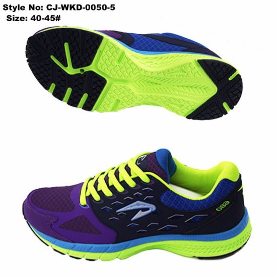 2017 Latest Men Sneakers Outdoor Men Air Sport Shoes pictures & photos