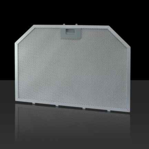 Polygonal Aluminum Range Hood Filters Zm-008 pictures & photos