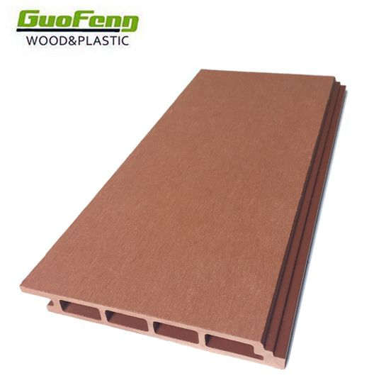 WPC Fence Board Timber Cladding Waterproof Exterior Wall Panels
