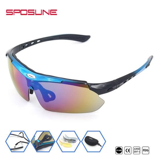 cb01ced7a5c Fashion Polarized Anti-Scratch Blue Light Blocking Custom Logo Sunglasses  pictures   photos