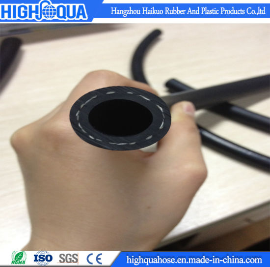 Cloth and Smooth Surface Colorful Hydraulic Oil Hose