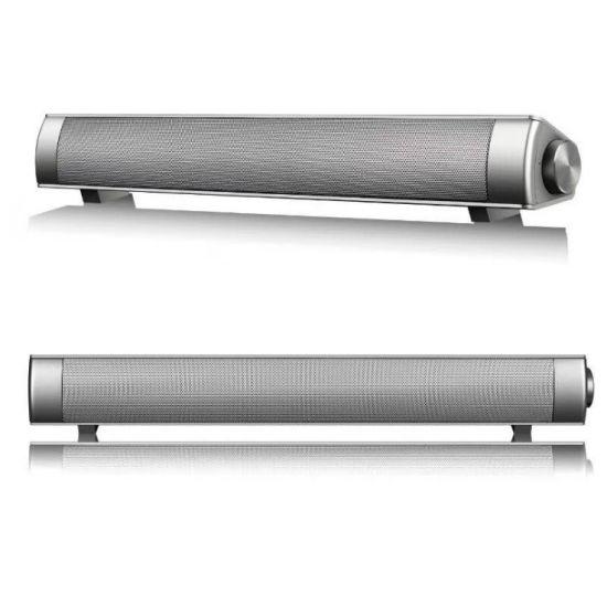 Soundbar Loudspeaker 5.0 Bluetooth Speaker Manufacturer 2.1 Intelligent Home Theater with Bass Sliver Sbs02