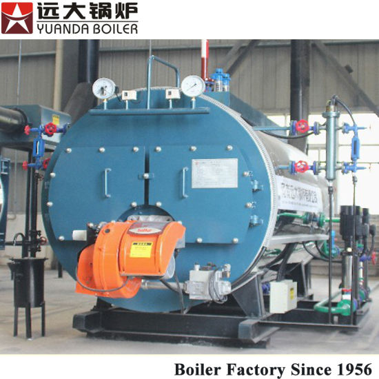 China 300000-600000lcal/H Heavy Oil Fired Hot Water Boiler for ...