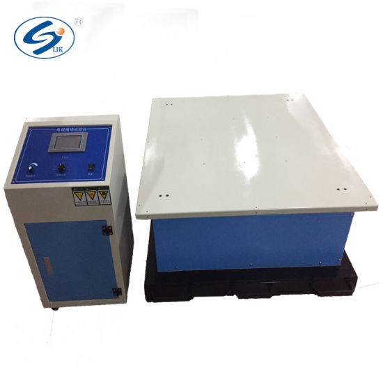 ISO Electromagnetic Universal Vibration Test Machine for Electronic Products