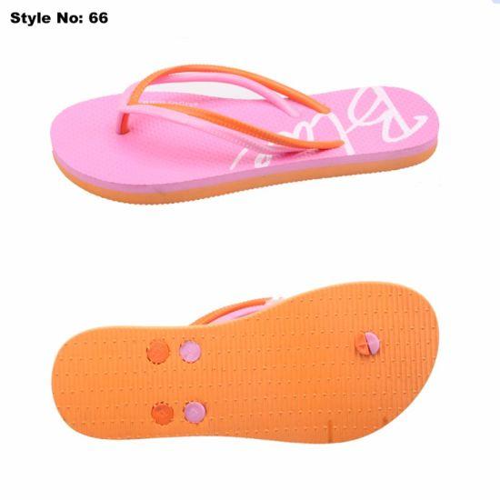 Nice Cheap Wholesale Flip Flops Wedding Flip Flops Cheap PE/Rubber Slipper