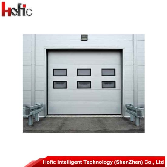 China Residential Overhead Household High Speed Garage Doors China