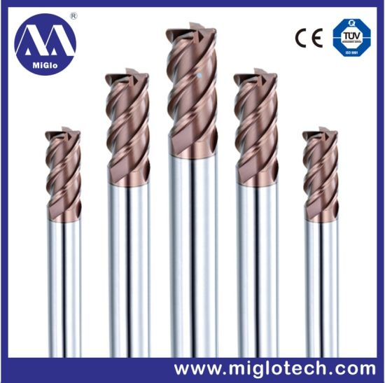 Customized Cutting Tool Solid Carbide Tool Forming Milling Cutter (MC-100058) pictures & photos