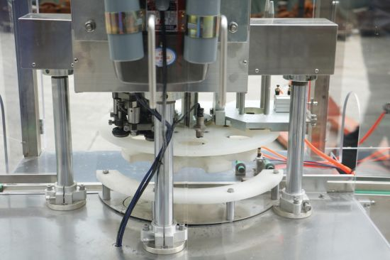Automatic Cans of Filling Powder Machine pictures & photos