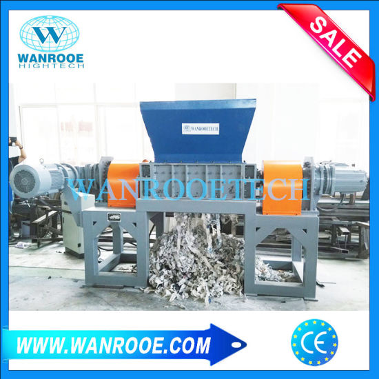 Pnss China Manufacture Raffia Big Bulk Bag Shredder Machine pictures & photos