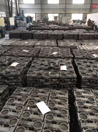 China Ce Certified Mab Head Floor Spring for Shopping Mall - China ...