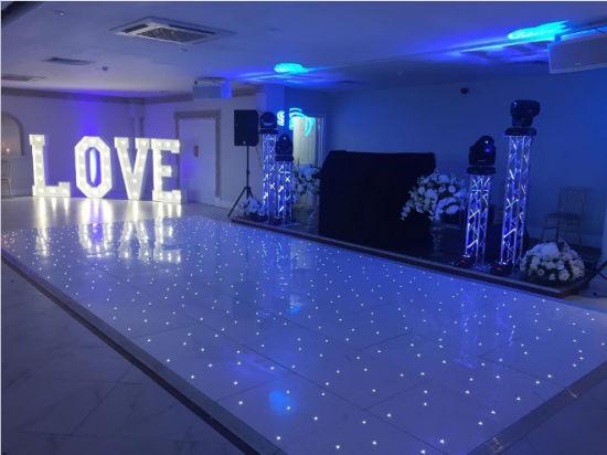 China Wedding Dance Floor Led Lights For Wedding Decoration For Sale