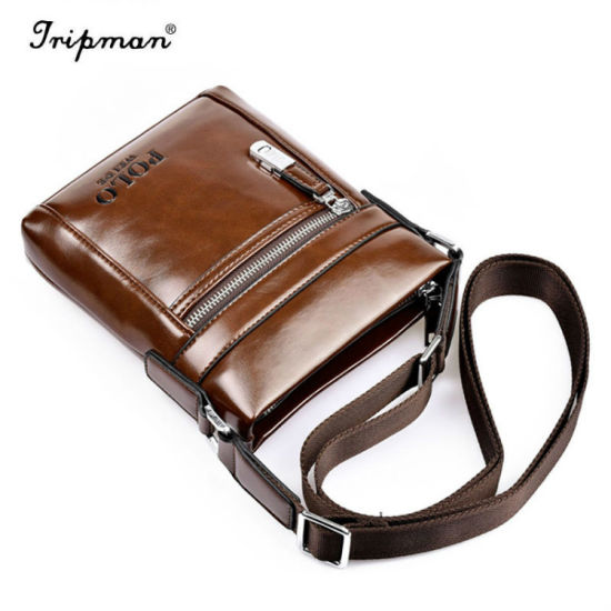 New Fashion Men Bag Waterproof Messenger Bag Briefcase Crossbody Bag 350f73eb7a155