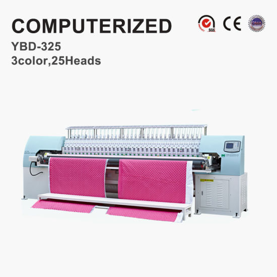 Professional Manufacture of Industrial Quilting Embroidery Machine