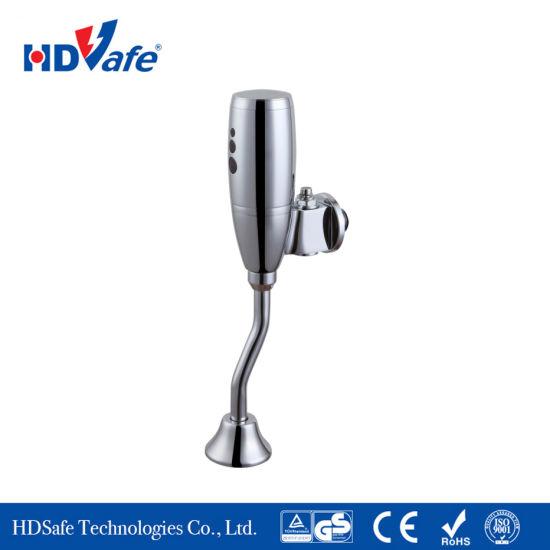 China 3u Water Saving Hygienic Automatic Sensor Urinal Flusher Valve ...