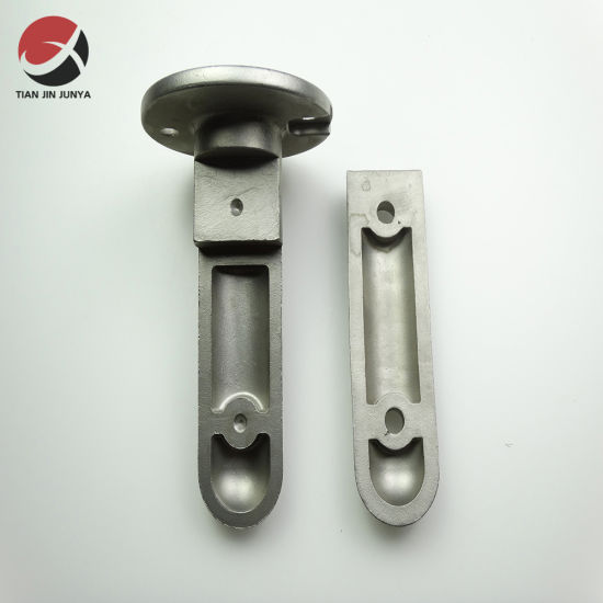 OEM Supplier Investment Precision Casting Customized Part Stainless Steel 304 316 DIN JIS Amse Standard CNC Machine Accessories