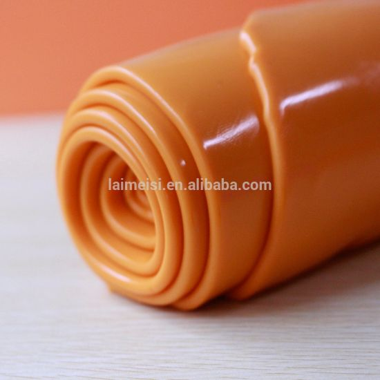 China Silicone Manufacturer Silicone Raw Materials Htv Extrusion Silicone Rubber