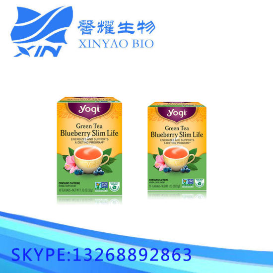 China Support An Active Lifestyle With Green Tea Blueberry Slim Life