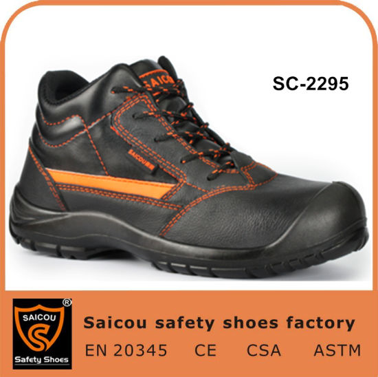China Cheap Military Boots Brand Name Safety Shoes Used Work Boots ... 3b507502c857