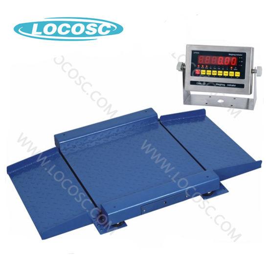Lp7620 Weighing Platform Scale (NTEP indicator)