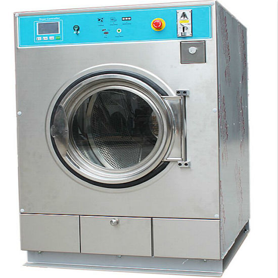 Coin Operated Industrial Commercial Tumble Dryer Laundry Clothes Drying  Machine (HGQ-12C)